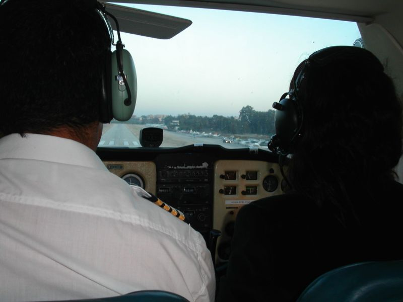Trodos Air - private aviation services. Pilots course in Israel.